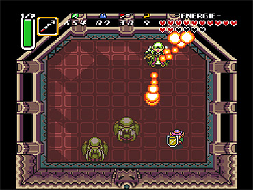 A Link to the Past Lösung