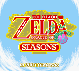 Oracle of Seasons Lösung