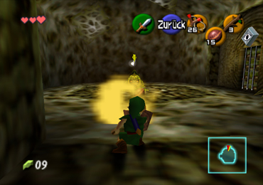 Ocarina of Time Lösung
