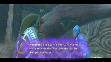 Skyward Sword Lösung