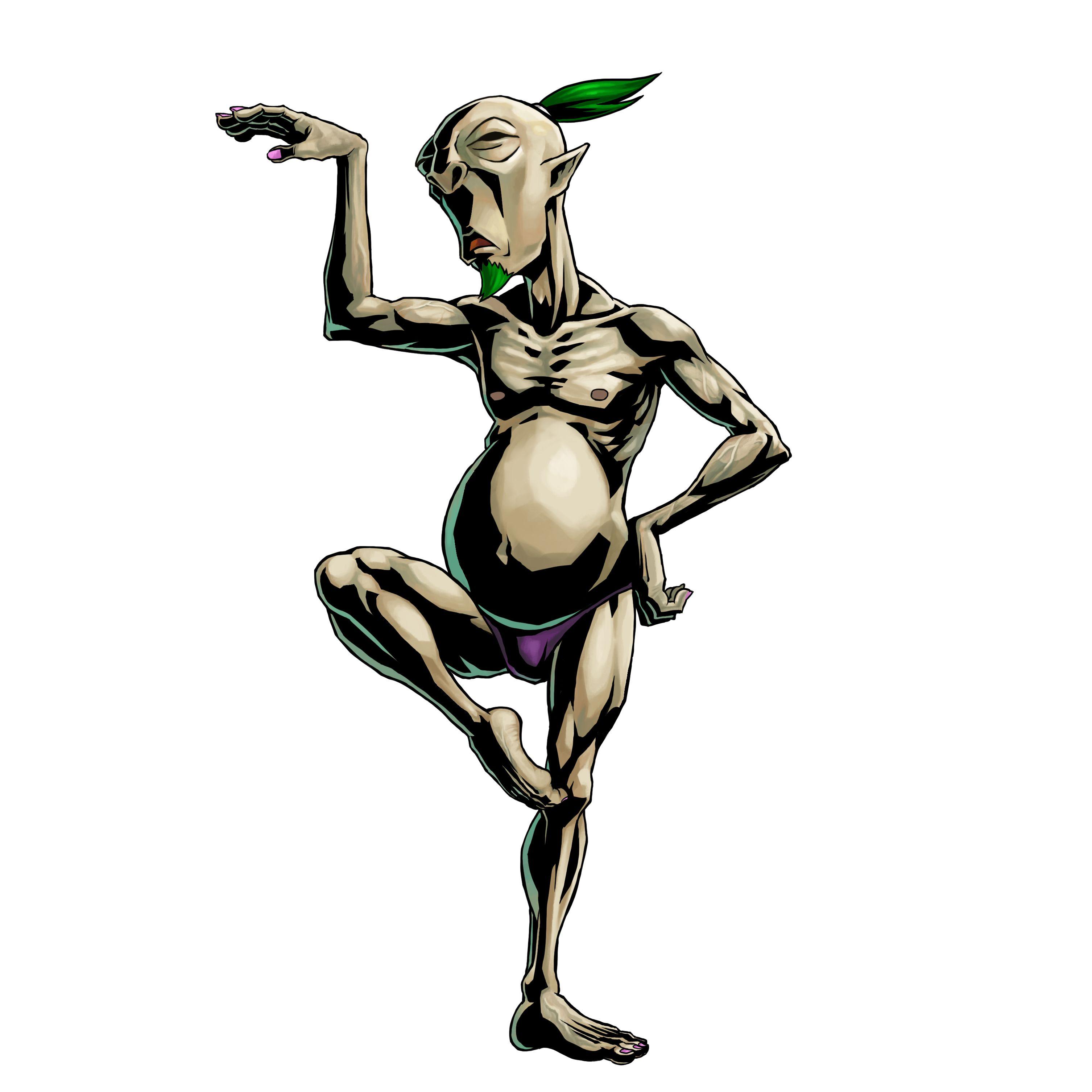 Legend of Zelda: Majora's Mask 3D - Artwork - Kamaro | Art ...