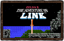 Zelda II: Adventure of Link L�sung