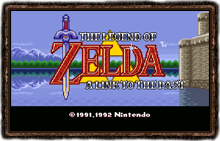 A Link to the Past L�sung