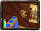 Zelda 3DS A Link Between Worlds Screenshot