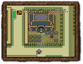 A Link to the Past Shop