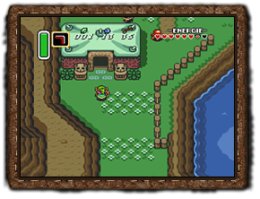 A Link to the Past Wahrsager