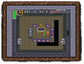A Link to the Past Titanenhandschuhe