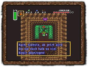 A Link to the Past Verbesserte Magieleiste