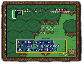 A Link to the Past Flöte