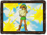 Zelda II: Adventure of Link Artwork