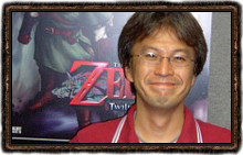 Twilight Princess Aonuma