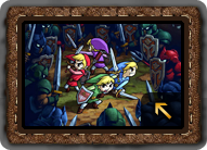 Four Swords Adventures Artwork