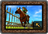 Ocarina of Time 3D Screenshots