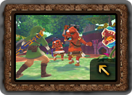 Skyward Sword Screenshots