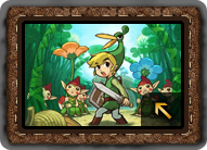 The Minish Cap Artwork