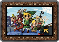 The Wind Waker Artwork