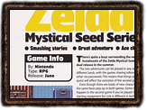 Mystical Seed Series