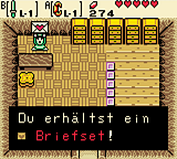 Oracle of Ages Tauschgeschäft