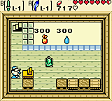 Oracle of Seasons Item Upgrade