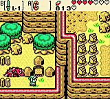 Oracle of Seasons Gasha Erde