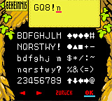 Oracle of Seasons Geheimnisse Farore