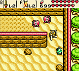 Oracle of Seasons Goldene Vasallen