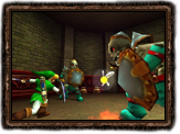 Ocarina of Time 3D Screenshot