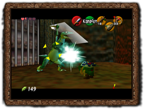 Ocarina of Time Miniboss Guide