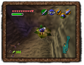 Ocarina of Time Wundererbsen