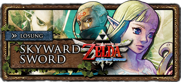 Skyward Sword L�sung