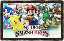 Cover: Super Smash Bros.