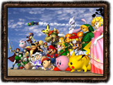 Super Smash Bros. Melee Screenshot