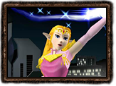 Super Smash Brothers Melee Zelda