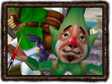 Super Smash Brothers Melee Tingle