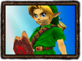 Super Smash Brothers Melee Young Link