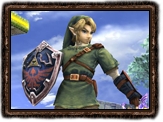 Super Smash Brothers Brawl Link
