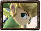 Super Smash Brothers Brawl Toon Link