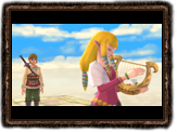 Skyward Sword Screenshot