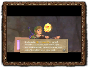 Skyward Sword Medaille