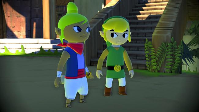 Zelda Europe Spiele The Wind Waker Hd über Das Spiel