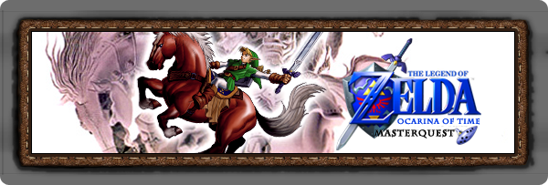 Zelda: Ocarina of Time Masterquest