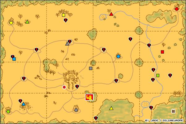 Zelda Wind Waker Karte.Zelda Europe Spiele Tingle S Rosy Rupeeland Elfengarten Karte