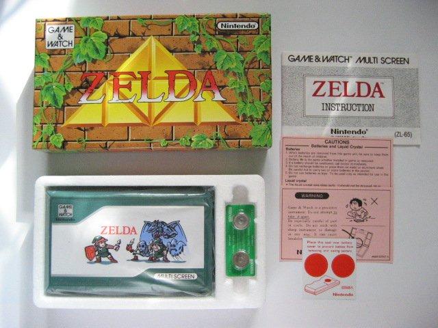 The Best Legend of Zelda GUW-003