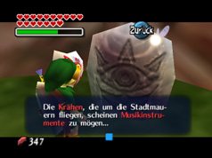 Majora's Mask Mythenstein